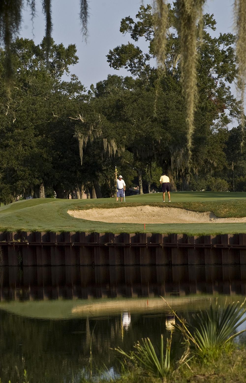 Santa Maria Golf Course – BREC Golf