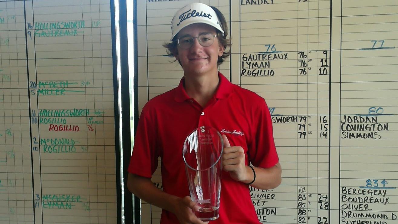 2017 Baton Rouge Amateur at Beaver Creek – Tournament Results