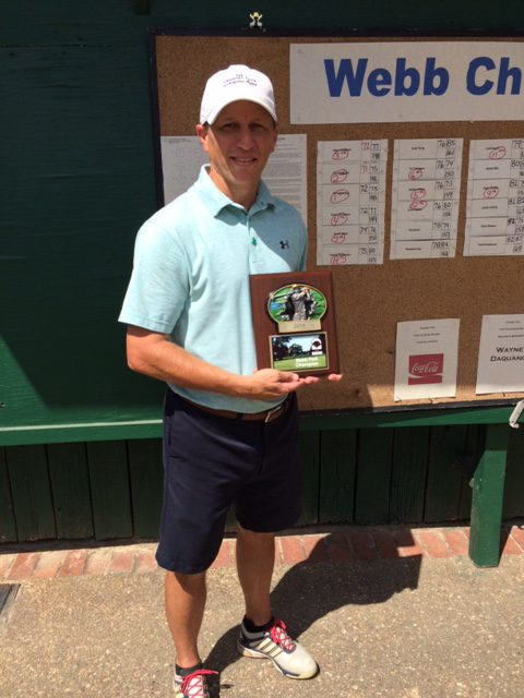 2018 Webb Championship – Tournament Results