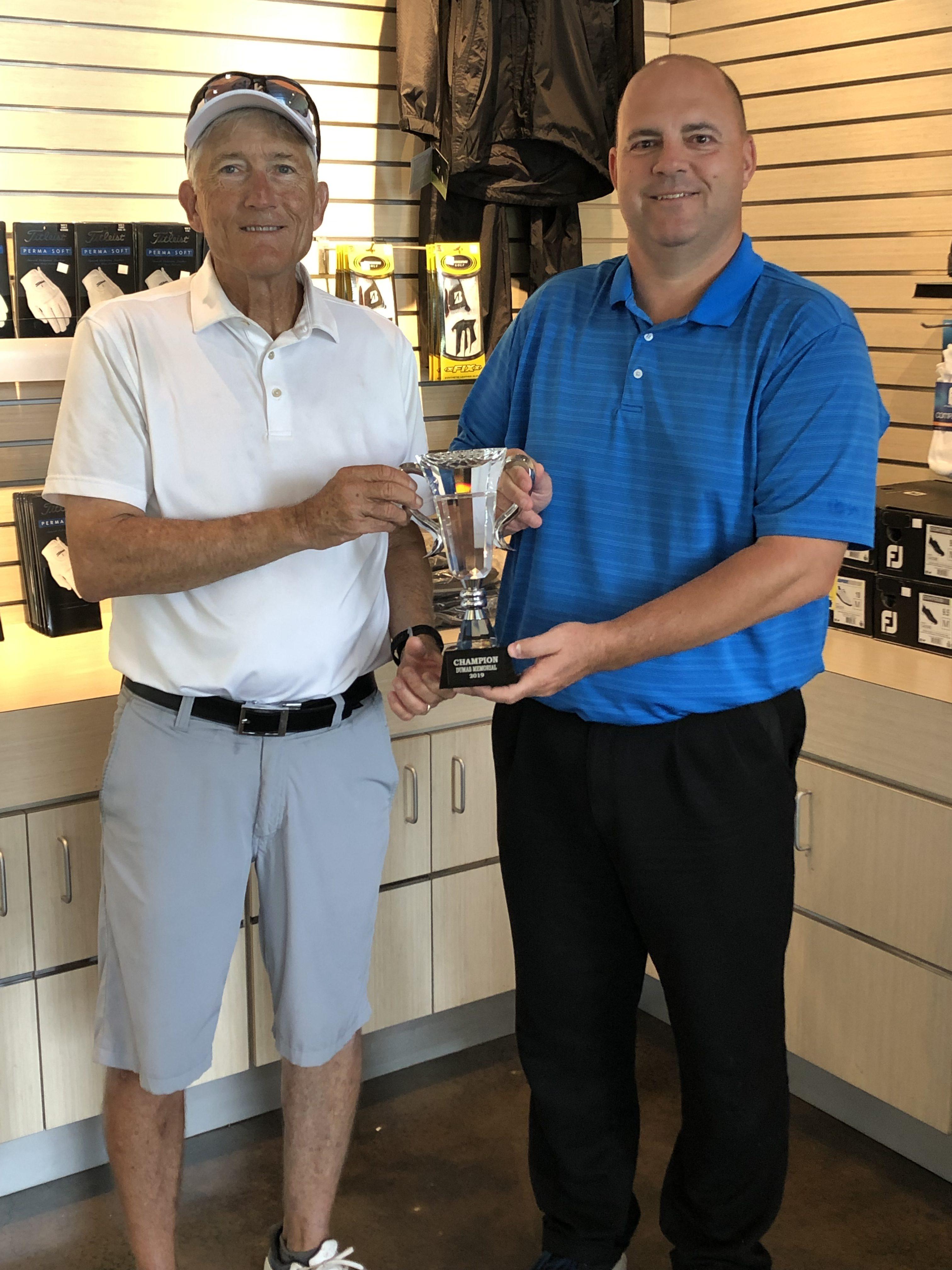 2019 Dumas Memorial Championship – Tournament Results