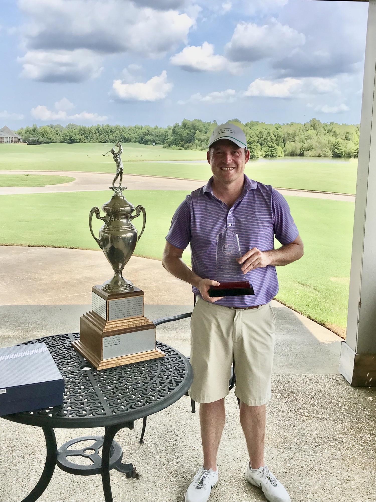 Baton Rouge Amateur 2021 – Tournament Results